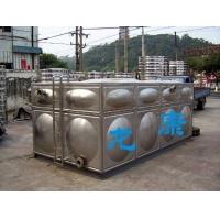广西南宁不锈钢方形水箱