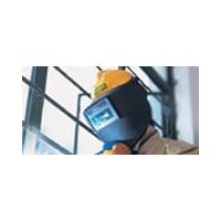 变光式电焊面罩