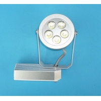 大功率LED轨道灯(3W彩色商业装饰节能亮丽两年质保)