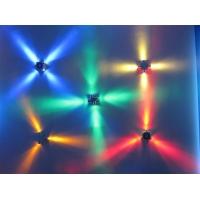 LED十字星光灯(大功率四彩旋转品质如金)