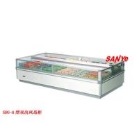 风冷岛柜 冷冻展示柜 副食品冷冻展示柜 肉圆冷冻柜 速冻水饺