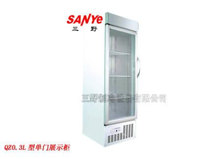 飲料展示柜 玻璃門保鮮柜 三野冷柜 超市冷柜-- 三野制冷