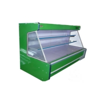 水果保鲜柜 水果便利店 矮式风幕柜 副食品保鲜展示柜 便利冷