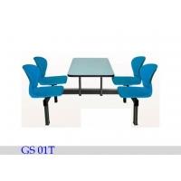 ,塑料餐椅,广东饭堂椅,东莞快餐桌椅,四人位餐桌椅,塑料快餐