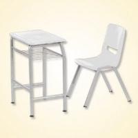 课桌椅  学生课桌椅  塑料课桌椅