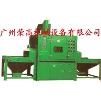 鋁型材噴砂機 輸送式噴砂機
