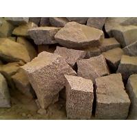 花岗岩 毛石 护坡护堤 挡土墙专用60~65/吨