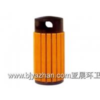 北京房山加工批发LW-009户外垃圾桶 宾馆专用垃圾桶