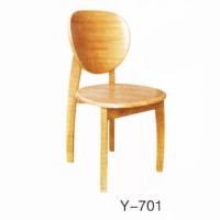 餐椅Y-701|陕西西安三誉家具餐桌椅