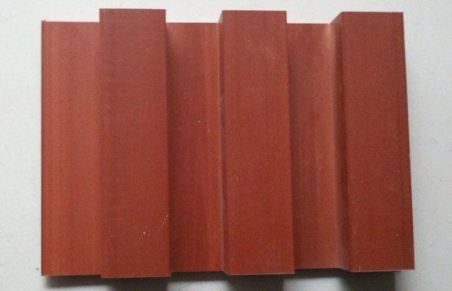 长城红色手绘壁纸
