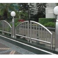 铁艺不锈钢大门围栏楼梯护栏制作安装