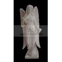 大理石天使雕像