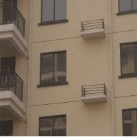 河北石家庄锌钢护栏锌钢百叶窗就用金泰锌钢