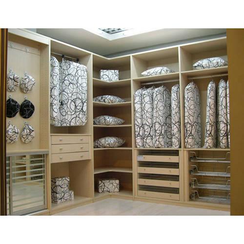 重庆科威开放式衣柜图片