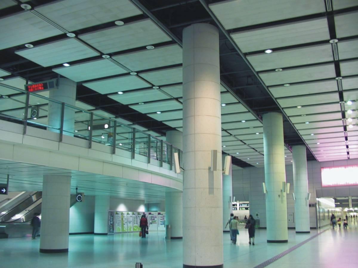 吊顶 中国 造型/铝单板组合造型天花板吊顶
