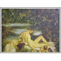 金林墻紙壁紙-CLASSICAL(油畫)