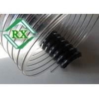 高伸缩钢丝波纹管,高耐磨钢丝伸缩管