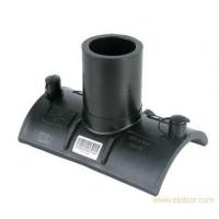 电熔直通鞍型63*×32-315*90 PE管件 供气供水燃