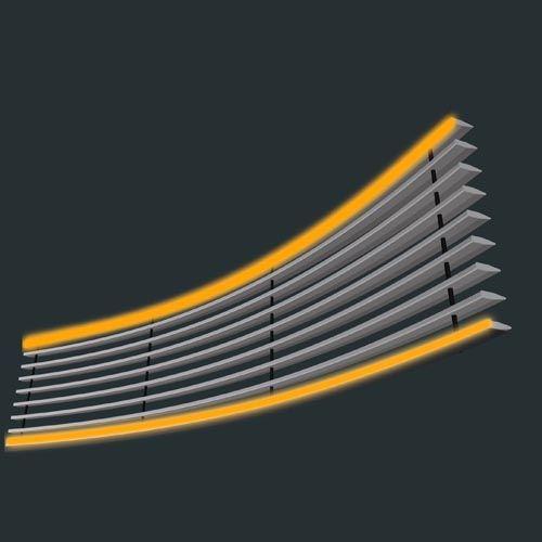南京集成带-元光德立面弧形集成带-GM2-HLR12-2L