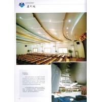 南京室内铝单挂板-康斯顿金属天花吊顶-室内铝单挂板