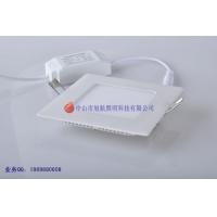 方形压铸LED面板灯外壳配件
