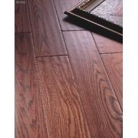 方饰地板|橡木仿古斜倒角地板5号色