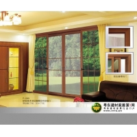 派雅高档门窗、推拉窗、无框阳台窗、塑钢门窗