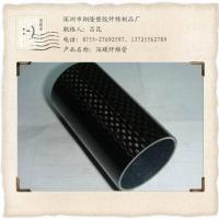 3K表面碳纤维管