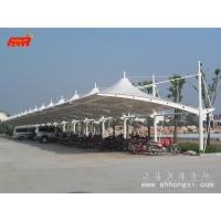 上海国际停车篷膜结构车棚专家