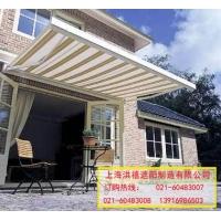 上海定做电动雨篷易柏娇户外雨棚品牌