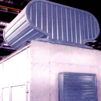 屋脊风机在检测中