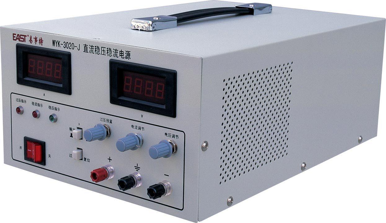 YK 3020线性直流稳压电源图片