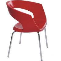 玻璃钢休闲餐椅/金属餐椅/咖啡椅/洽谈椅