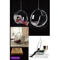 泡泡椅-透明太空椅-压克力椅-球椅-吊椅