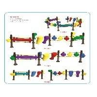 甘肃幼教玩具  兰州幼儿园口杯架  一流的靖源游乐设施