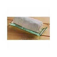 格拉斯艺术玻璃——长方毛巾碟