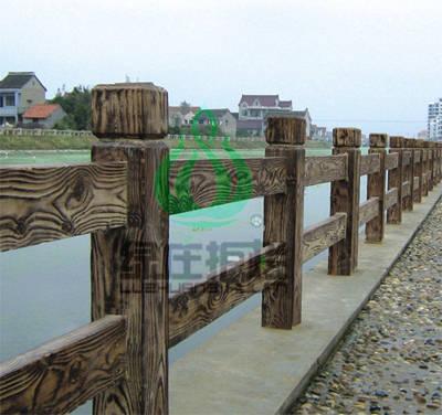仿木栏杆,护栏栏杆,河道栏杆
