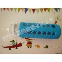 供应玻璃奶瓶套/玻璃奶瓶保护套