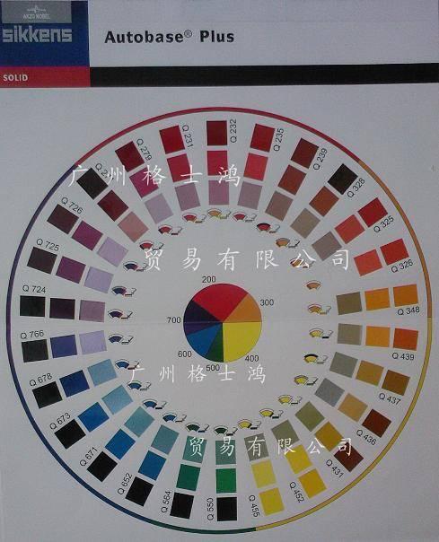 新劲 sikkens 油漆 调漆 调和漆 室内漆 - 国际牌