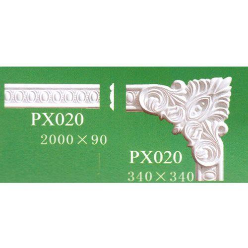南京石膏线条―平线花角系列