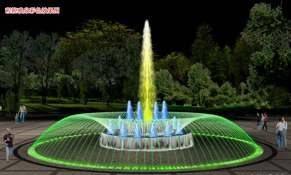 家庭喷泉设计图展示图片