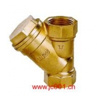 永通管件—黄铜过滤器