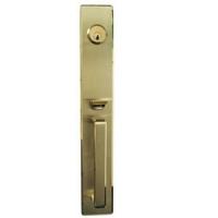 超豪华不锈钢大拉手门锁