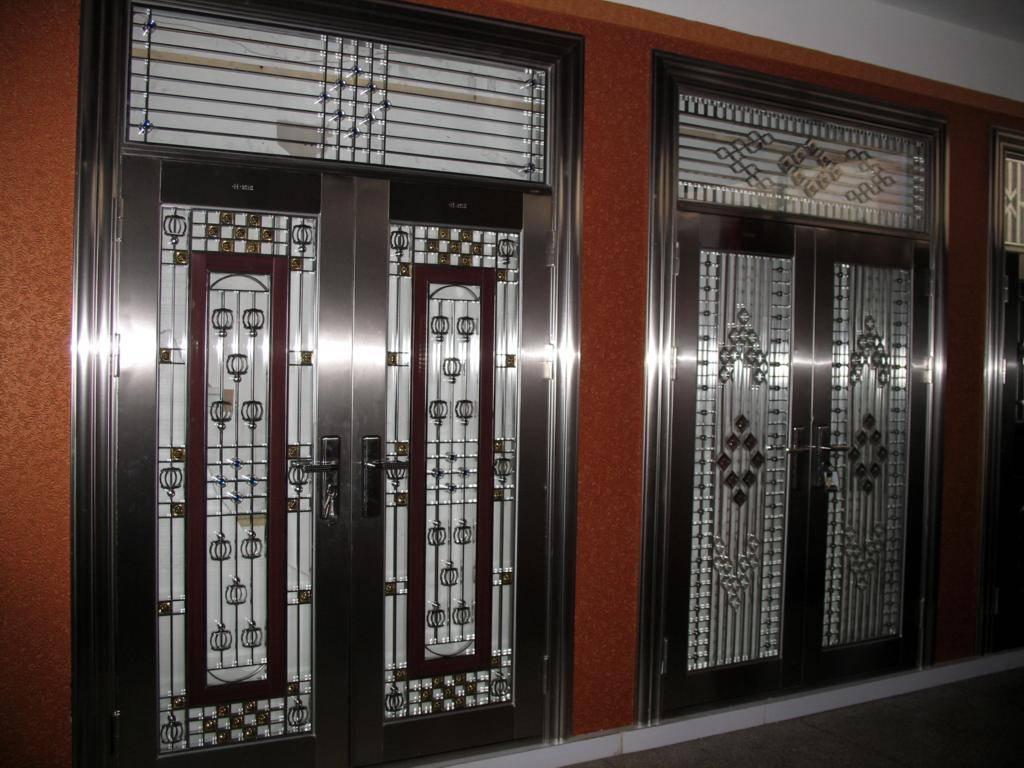 批发东亚不锈钢进户门系列产品
