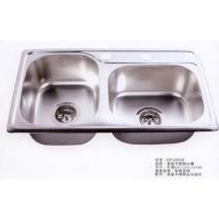 高宝卫浴-水槽-高级不锈钢水槽