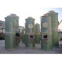 玻璃钢脱硫除尘器生产