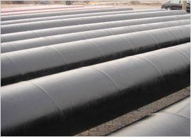 3PE防腐钢管 3PE防腐钢管厂家 河北钢管厂