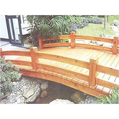 防腐木材的运用