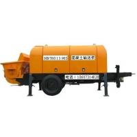 山西太原混凝土输送泵