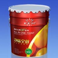 抗甲醛全效超强净味防水(丝光)墙面漆